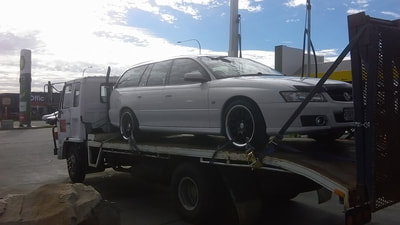 Tow truck adelaide